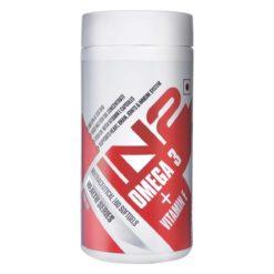 IN2 Nutrition Omega 3 + Vitamin E