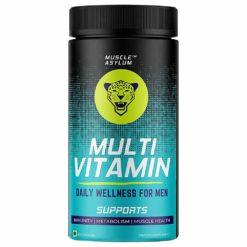 Muscle Asylum Multivitamin