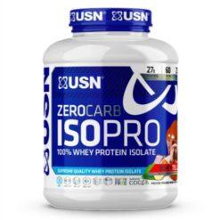 USN Zero Carb Iso Pro 100 % Whey Protein Isolate