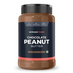 Nutrabay Foods Chocolate Peanut Butter
