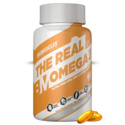Bigmuscles Nutrition The Real Omega-3 Fish Oil