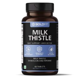 Boldfit Milk Thistle Supplement