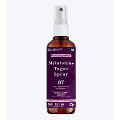 Carbamide Forte Melatonin Spray with Tagara & Chamomile