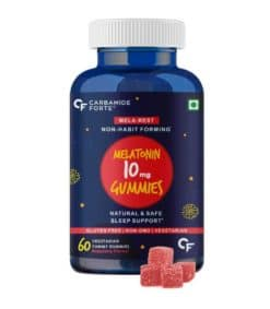 Carbamide Forte Sleeping Pills Melatonin 10mg Gummies