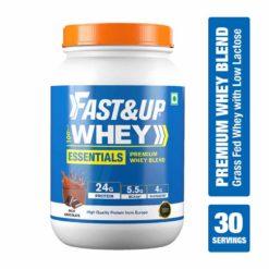 Fast&Up Whey Essentials Protein Powder