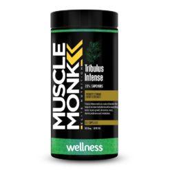 Muscle Monk Tribulus Intense - Enhance Performance & Muscle Mass