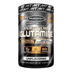 MuscleTech Glutamine, Unflavoured