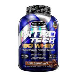 MuscleTech Nitrotech 100% ISO Whey