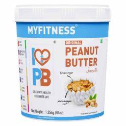 MyFitness Original Peanut Butter Smooth