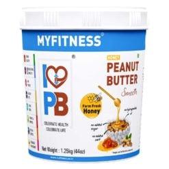 MyFitness Honey Peanut Butter
