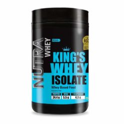 Nutra King's Whey Protein Isolate
