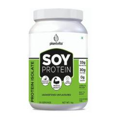PlantVita Soy Protein Powder