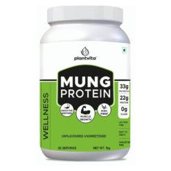 PlantVita Mung Bean Protein Powder