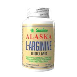 Sunline Alaska L-Arginine 1000mg