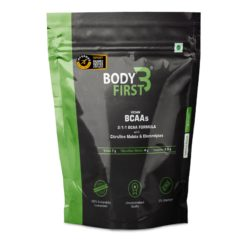 BodyFirst Vegan 7G BCAA + 4G Citrulline