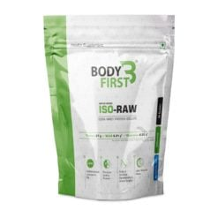 BodyFirst ISO-Raw 100% Whey Protein Isolate