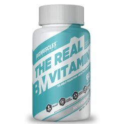 Big Muscles Nutrition The Real Vitamin