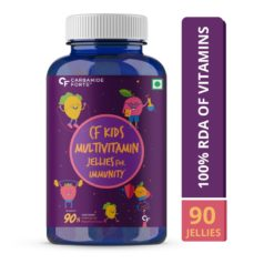 Carbamide Forte Multivitamin Gummies for Kids & Adults with Superfoods