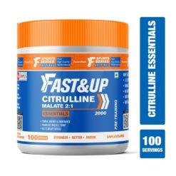 Fast&UpCitrullineMalate –CitrullineEssentials