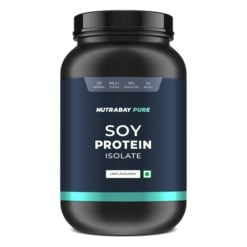 Nutrabay Pure 100% Soy Protein Isolate