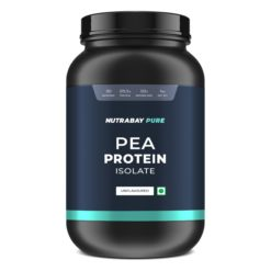 Nutrabay Pure 100% Pea Protein Isolate
