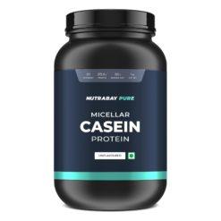 Nutrabay Pure 100% Micellar Casein Protein