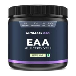 Nutrabay Pro EAAs with Electrolytes (Essential Amino Acids)