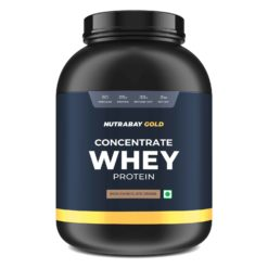Nutrabay Gold 100% Whey Protein Concentrate