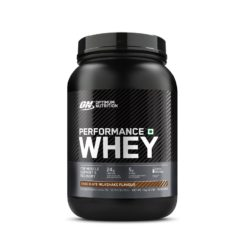 Optimum Nutrition (ON) Performance Whey Protein Powder