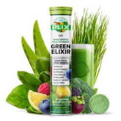 Plix Life Green Elixir Wholefood Multivitamin