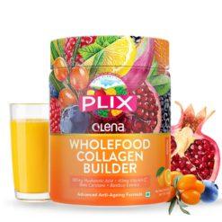 Plix Olena Plant-Based Collagen, Advanced Anti-Ageing Formula for Skin Renewal
