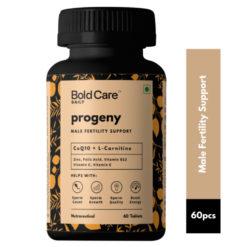 Bold Care Progeny Gokshura, Shatavari, Ashwagandha & More - Strength Booster Supplements for Men