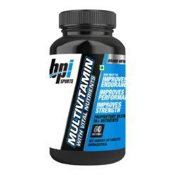 BPI Sports Multivitamin with Vital Nutrients