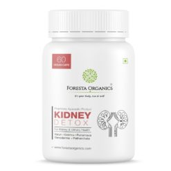 Foresta Organics Kidney Detox with Varun, Punerneva & Ganoderma