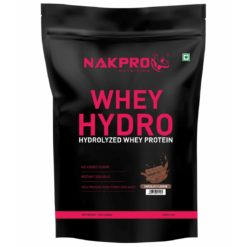 Nakpro Hydro Whey Protein Hydrolyzed Supplement Powder