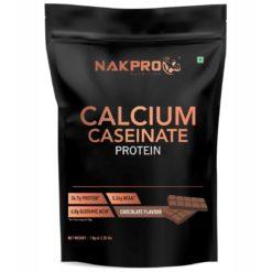 Nakpro Calcium Caseinate - Slow Digesting Casein Protein Powder