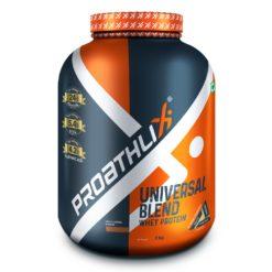 Proathlix Universal Blend Whey Protein Powder With DigeZyme®
