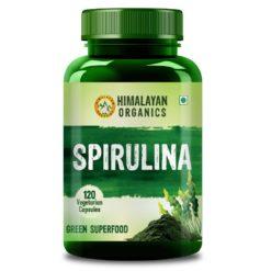Himalayan Organics Spirulina 2000mg