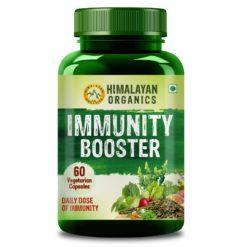 Himalayan Organics Immunity Booster with Vitamin C - Whole Food & Natural