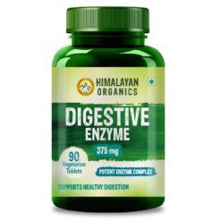 Himalayan Organics Digestive Enzyme for Healthy Digestion