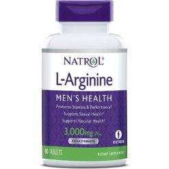 Natrol L-Arginine Men's Health 3000mg