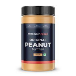 Nutrabay Foods Original Peanut Butter