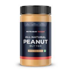 Nutrabay Foods All-Natural Peanut Butter