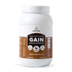 PlantVita GAIN - Mass Gainer Powder