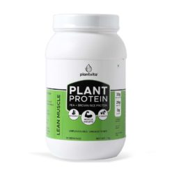 PlantVita Pure PLANT Protein Powder - Unflavoured & Unsweetened