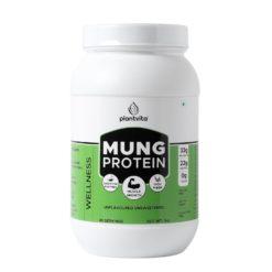 PlantVita Mung Bean Protein Powder - Unflavoured & Unsweetened