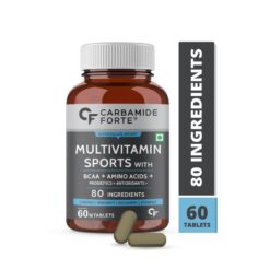 Carbamide Forte Multivitamin Sport for Men & Women - 81 Ingredients