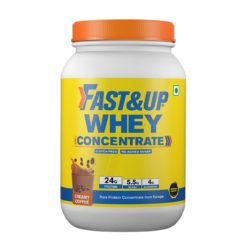 Fast&Up Whey Concentrate - Grass Fed Whey with Added Digestive Enzyme