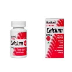 HealthAid Strong Calcium 600mg