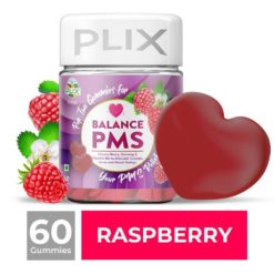 Plix Olena Plant-based Goodbye PMS Gummies